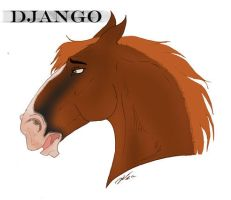 Django Unchained? Nah... by ReeseS8
