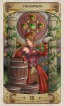 Cerebium Tarot 3 - The Empress by Hedrick-CS