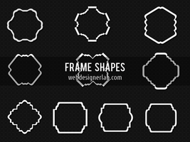Frame Shapes by xara24