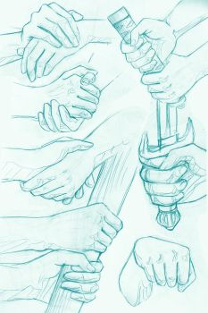 Hands! by Lauraloveslily