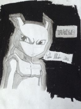 MEWTWO by pabism