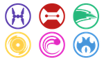 BH6: Hero Insignias by Aileen-Rose