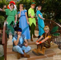 Neverland at Disney Gather Anime Los Angeles 2012 by Chingrish
