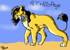 AT: RioPage by TigaLioness