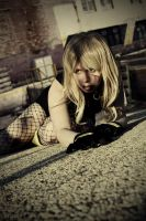 Black Canary - Get up Dinah by WhiteLemon