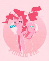 Pinkie Pie is a Good Pony by SteveHoltisCool
