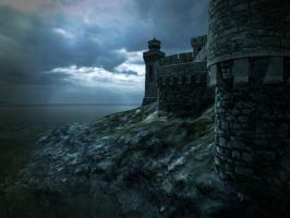 medieval castle 3 by indigodeep