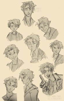 JD expressions by HILLYMINNE