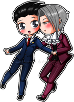 Cute Lawyers by YukiMiyasawa