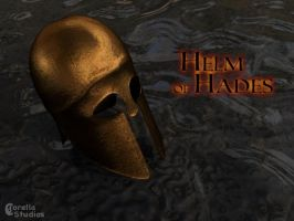 The Helm of Hades by CorellaStudios