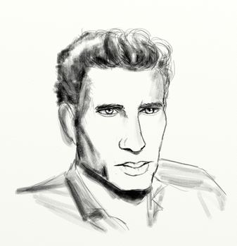 James Dean by ProudlyAwesome