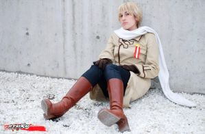 APH cosplay - Russia by Rins