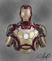 Ironman by janineolinares
