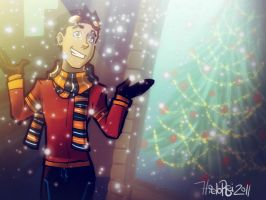 All I Want For Christmas by hielorei