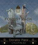 Forest Pack by PaintedOnMySoul