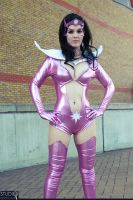 Star Sapphire Cosplay 2 by GraceyDarling