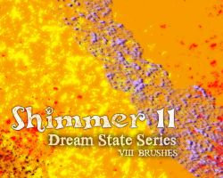 Dream State Series - Shimmer II by JennK777