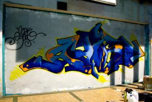 NES...Blue... by ricz777