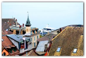 Rooftops of Nyan by YannosGATO