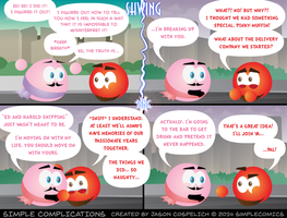 SC993 - Ed and Harold: ReNewed (6 of 6) by simpleCOMICS