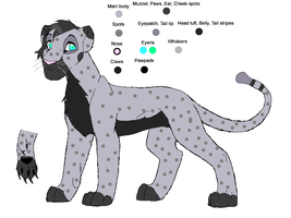 Cakoa sheet by rarsa