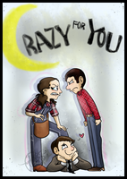 Crazy for You by kaitlinxing