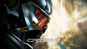 Crysis 2 - Nano-head by LycanSentry