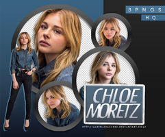 Pack PNG - Chloe Moretz #11 by MarinaDiaz2002