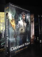 Infernal Devices: Clockwork Prince - Book by Horsey-Luver450