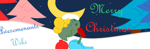 Awsmnts: Christmas Wiki Banner Entry by ZootyCutie