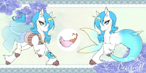 OC Ref: Tea Splash by Desiree-U
