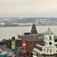 View from Citadel Hill by Brian-B-Photography