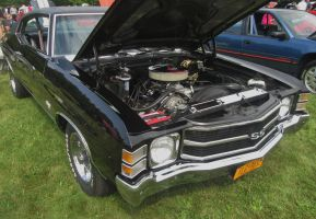 (1972) Chevrolet Chevelle SS by auroraTerra