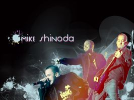 Mike Shinoda by Arseli