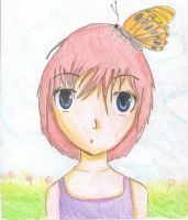 Butterfly Girl by themangacritic