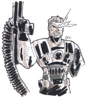DSC 2014-06-04 Age of CABLE by theEyZmaster