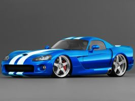 Dodge Viper by JanneTheGreat