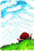 Look Up At The Sky by Petrotasia