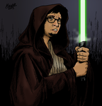 Jedi Knight by Shabazik