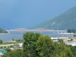 Nelson Bridge British Columbia by historicbridges