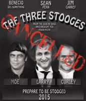 Three stooges cancelled by imdeerman