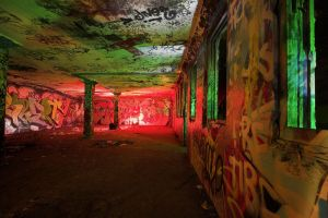 Red and Green Rave by Sun-Seeker