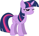 Twilight Sparkle - Seriously? by TomFraggle