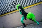 happy 3th advend -  Shego Go by Natsuno-Yuuki