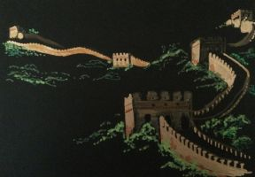 The Great Wall by CaitlinEchols