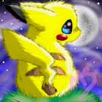 furry Pikachu +_+ by Lilchan16
