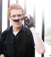 Albert Wesker by Kal-Art