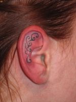 ear by TattooZagreb
