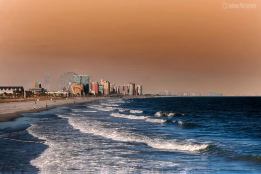 Myrtle Beach hdr by va-guy