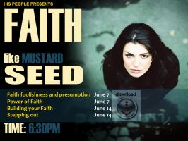 Faith like a mustard seed by KalvinK
